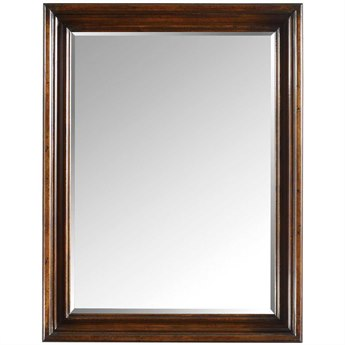 Stanley Furniture British Colonial Caribe 44L x 34H Landscape Wall Mirror