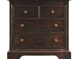 Stanley Furniture Transitional Polished Sable Bachelor's Chest