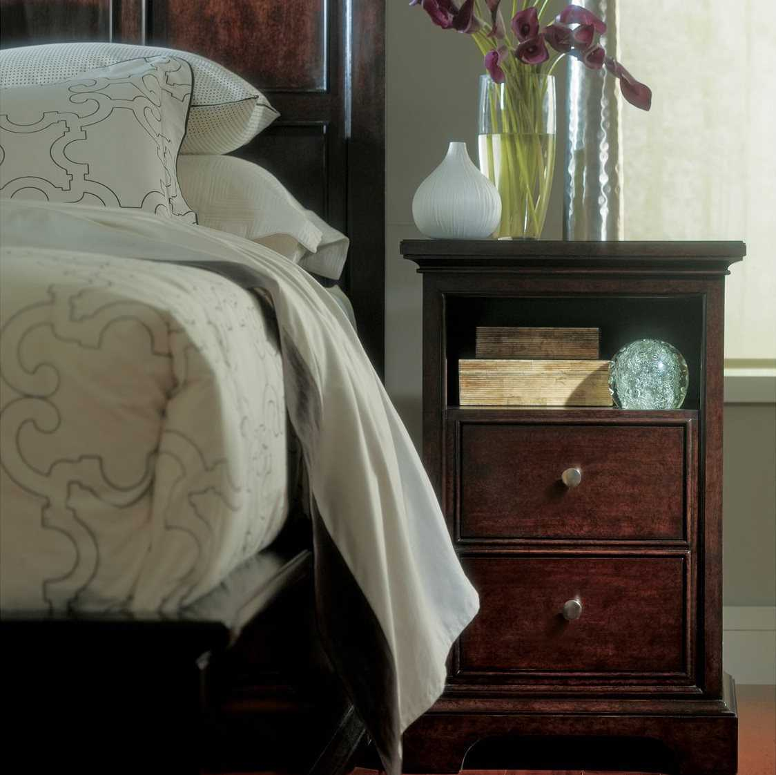 Transitional Bedroom Furniture: Stanley Furniture Transitional Bedroom Set