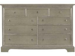 Stanley Furniture Transitional Estonian Grey Double Dresser
