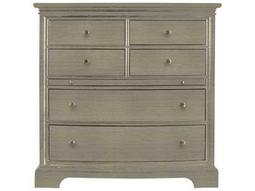 Stanley Furniture Transitional Estonian Grey Media Chest