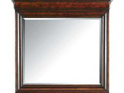 Stanley Furniture Louis Philippe Orleans 44L x 32H Landscape Wall Mirror