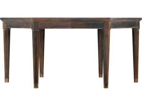 Stanley Furniture Coastal Living Resort Channel Marker 65.75'' x 57'' Hexagon Soledad Promenade Leg Dining Table