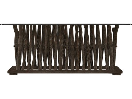 Stanley Furniture Coastal Living Resort Channel Marker 50'' x 29'' Rectangular Driftwood Flats Cocktail Table