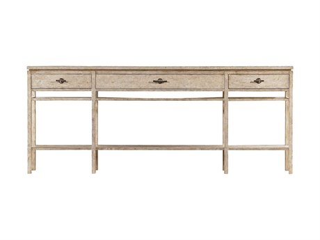 Stanley Furniture Coastal Living Resort Sandy Linen 84'' x 12'' Rectangular Palisades Sofa Table