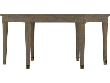Stanley Furniture Coastal Living Resort Deck 65.75'' x 57'' Hexagon Soledad Promenade Leg Dining Table