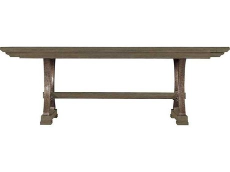 Stanley Furniture Coastal Living Resort Deck 111'' x 46'' Rectangular Shelter Bay Dining Table