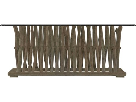Stanley Furniture Coastal Living Resort Deck 50'' x 29'' Rectangular Driftwood Flats Cocktail Table