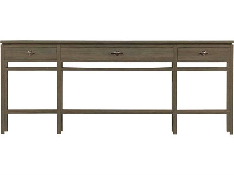 Stanley Furniture Coastal Living Resort Deck 84'' x 11.5'' Rectangular Palisades Sofa Table