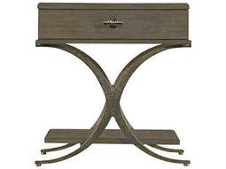 Stanley Furniture Coastal Living Resort Deck 25'' x 28'' Rectangular Windward Dune End Table