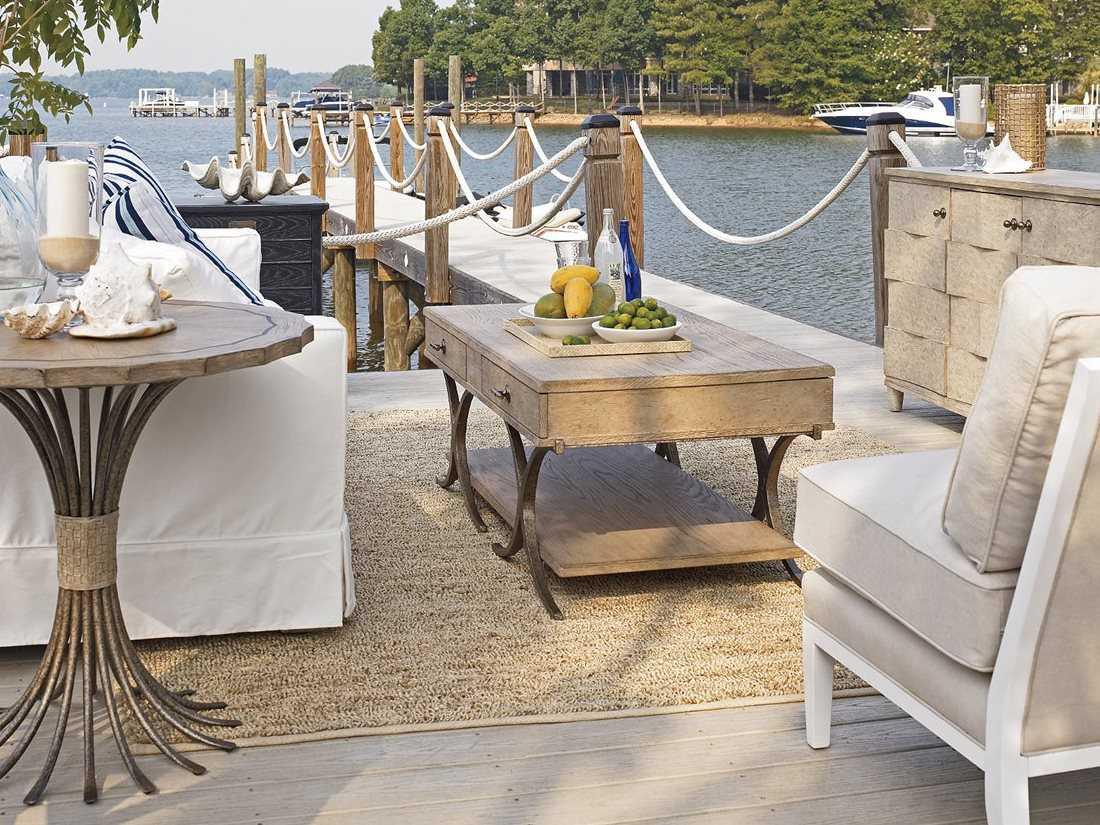 stanley furniture coastal living resort living room set. Black Bedroom Furniture Sets. Home Design Ideas
