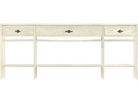 Stanley Furniture Coastal Living Resort Sail Cloth 84'' x 11.5'' Rectangular Palisades Sofa Table