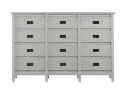 Stanley Furniture Coastal Living Resort Morning Fog Haven's Harbor Triple Dresser