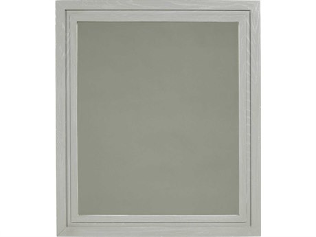Stanley Furniture Coastal Living Resort Morning Fog 46L x 46H Day's End Wall Mirror
