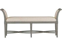 Coastal Living Resort Morning Fog Surfside Bed End Bench