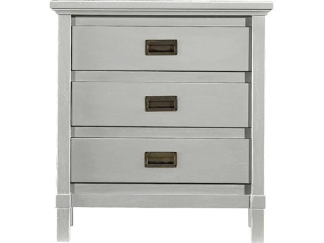 Stanley Furniture Coastal Living Resort Morning Fog 28'' x 18'' Rectangular Haven's Harbor Night Stand