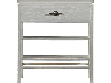 Stanley Furniture Coastal Living Resort Morning Fog 26'' x 18'' Rectangular Tranquility Isle Night Stand