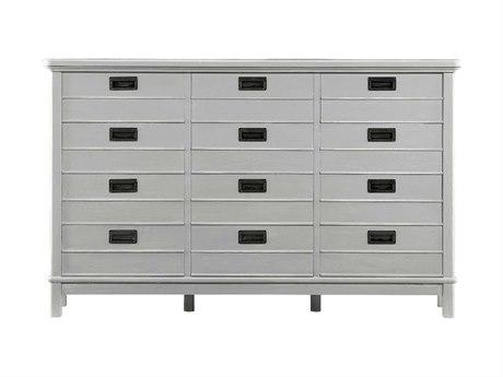 Stanley Furniture Coastal Living Resort Morning Fog 60'' x 14'' Rectangular Cape Comber Console Table