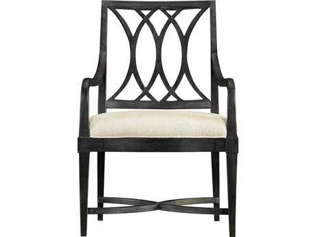 Stanley Furniture Coastal Living Resort Stormy Night Heritage Coast Dining Arm Chair