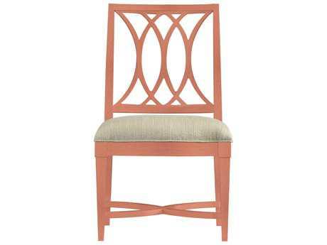 Stanley Furniture Coastal Living Resort Melon Heritage Coast Dining Side Chair