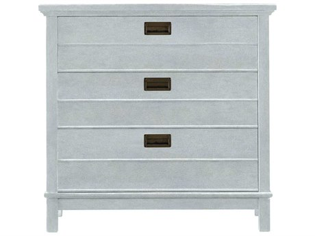 Stanley Furniture Coastal Living Resort Sea Salt 35'' x 19'' Cape Comber Bachelor's Chest