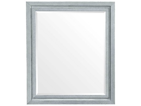 Stanley Furniture Coastal Living Resort Sea Salt 44L x 38H Rectangular Day's End Mirror