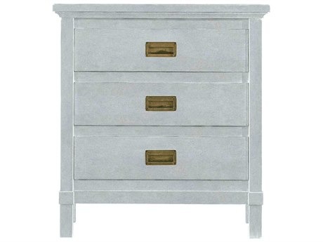 Stanley Furniture Coastal Living Resort Sea Salt 28'' x 18.5'' Rectangular Haven's Harbor Nightstand