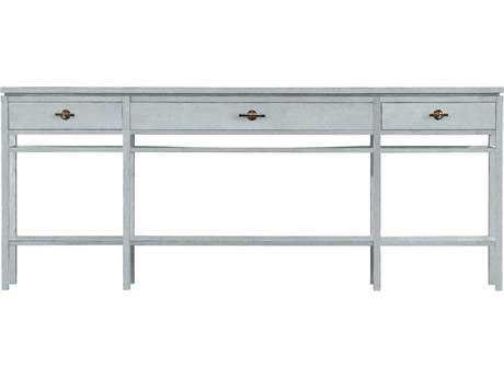 Stanley Furniture Coastal Living Resort Sea Salt 84'' x 11.5'' Rectangular Palisades Sofa Table