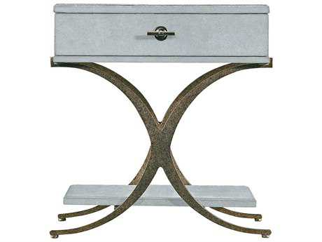 Stanley Furniture Coastal Living Resort Sea Salt 25'' x 28'' Rectangular Windward Dune End Table