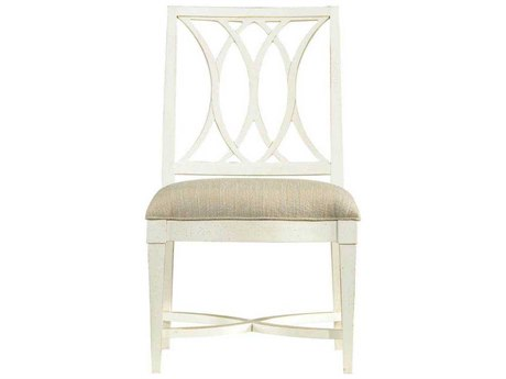 Stanley Furniture Coastal Living Resort Nautical White Heritage Coast Dining Side Chair