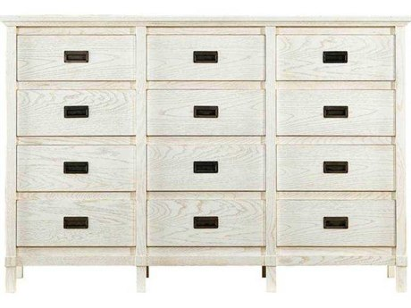 Stanley Furniture Coastal Living Resort Nautical White Triple Haven's Harbor Dresser