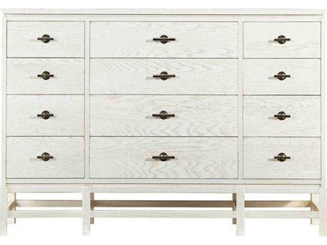 Stanley Furniture Coastal Living Resort Nautical White Triple Tranquility Isle Dresser