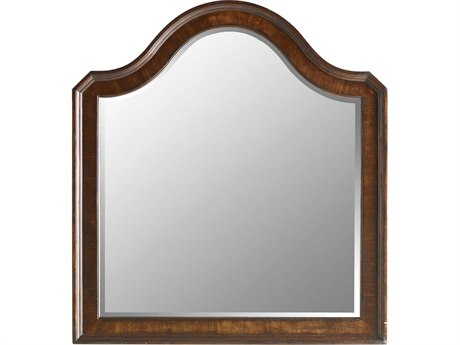 Stanley Furniture Continental Barrel 42L x 46H Landscape Wall Mirror