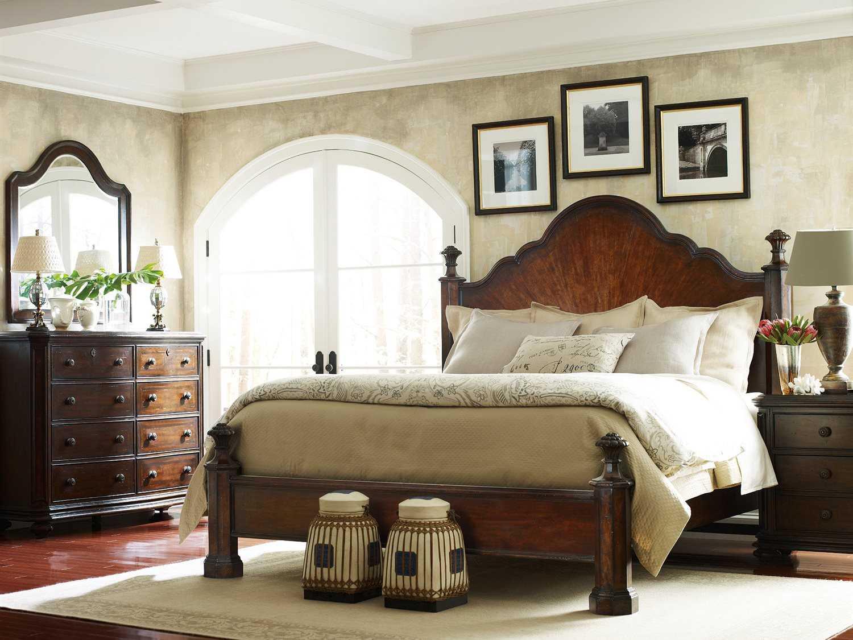 stanley furniture continental bedroom set sl1281340set