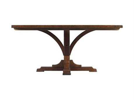Stanley Furniture Artisan Barrel 64 x 42 Rectangular Dining Table