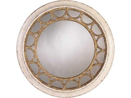 Stanley Furniture Archipelago Blanquilla 40'' Round Moor Island Ring Wall Mirror