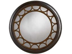 Stanley Furniture Archipelago Negril 40'' Round Moor Island Ring Wall Mirror