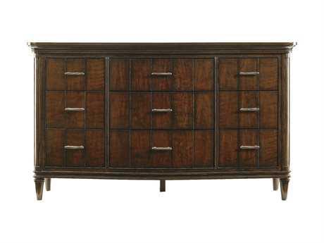 Stanley Furniture Avalon Heights Chelsea Swingtime Triple Dresser