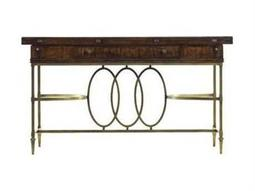 Stanley Furniture Avalon Heights Chelsea 56'' x 17'' Rectangular Neo Deco Flip Top Console