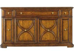 Stanley Furniture Arrondissement Heirloom Cherry 72'' x 19'' Rectangular Grand Rue Buffet