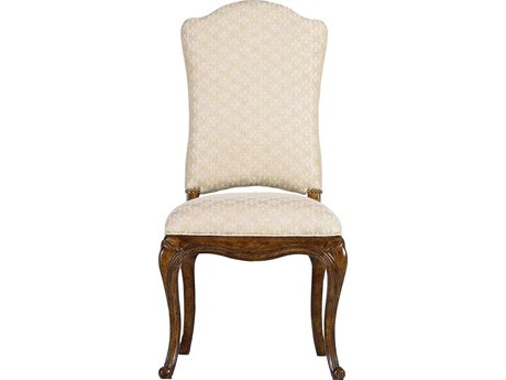 Stanley Furniture Arrondissement Heirloom Cherry Volute Dining Side Chair