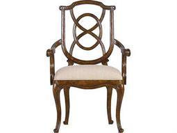 Stanley Furniture Arrondissement Heirloom Cherry Tuileries Dining Arm Chair