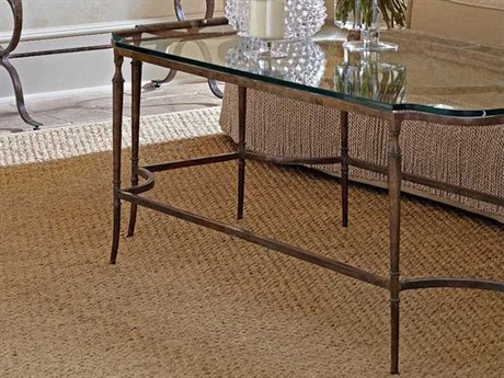 Stanley Furniture Arrondissement Heirloom Cherry 48'' x 26'' Rectangular Soiree Cocktail Table