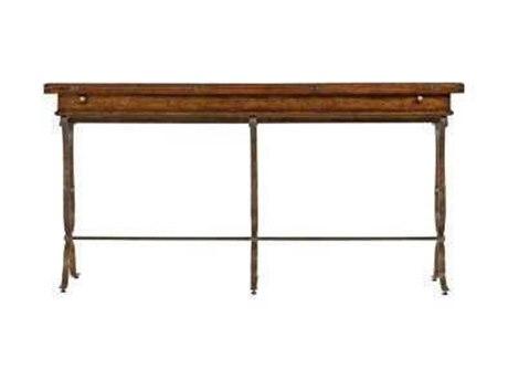 Stanley Furniture Arrondissement Heirloom Cherry 62'' x 14'' Rectangular Villette Flip Top Console