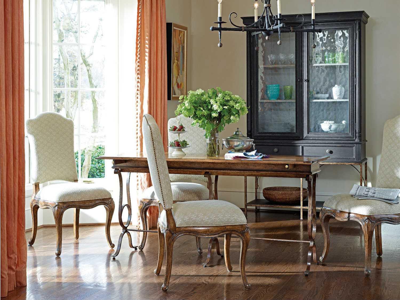 stanley furniture arrondissement dining set sl2221506set