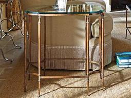 Stanley Furniture Arrondissement Heirloom Cherry 24'' x 27'' Rectangular Soiree Side Table
