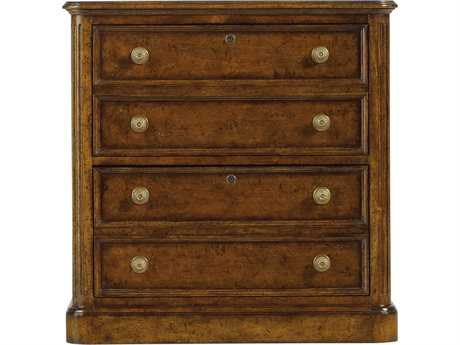 Stanley Furniture Arrondissement Heirloom Cherry 31'' x 22'' Two Drawer Montmartre Lateral File