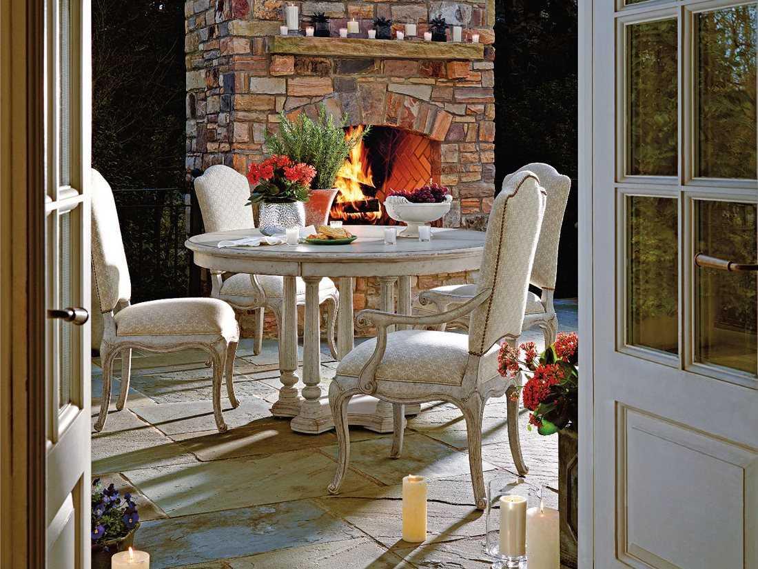 stanley furniture dining room set | Stanley Furniture Arrondissement Dining Set | SL2222133SET