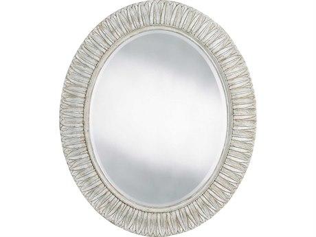 Stanley Furniture Arrondissement Vintage Neutral 35L x 42H Jardin Wall Mirror