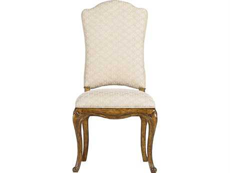 Stanley Furniture Arrondissement Sunlight Anigre Volute Dining Side Chair